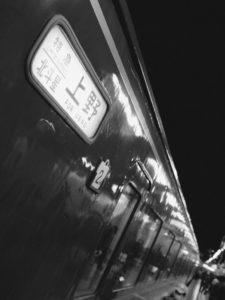 電車上野駅