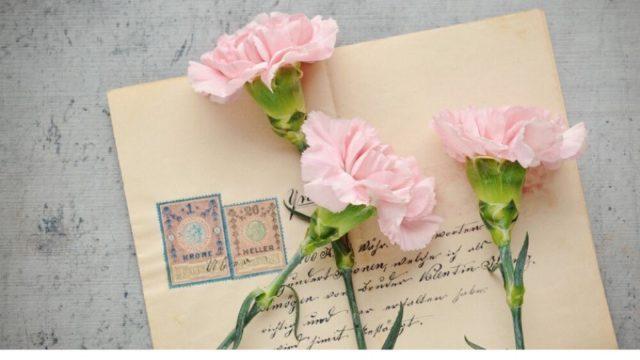 母への手紙